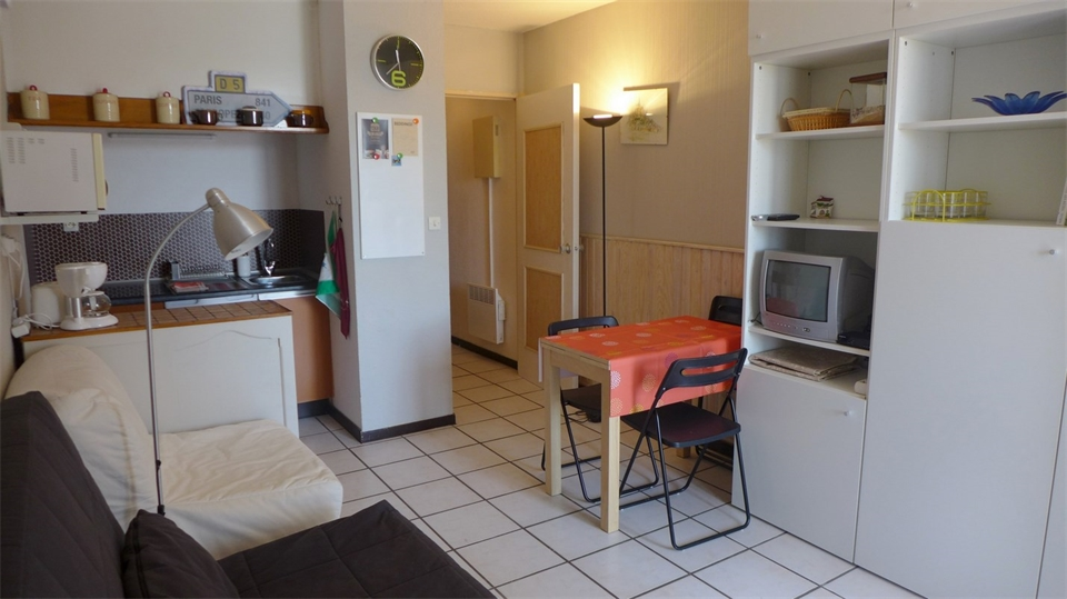 holiday rental apartment for 2 in Seignosse(40)
